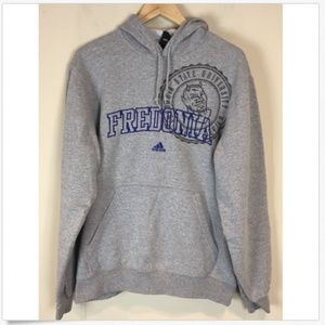 Adidas Hoodie Size Small Fredonia State College